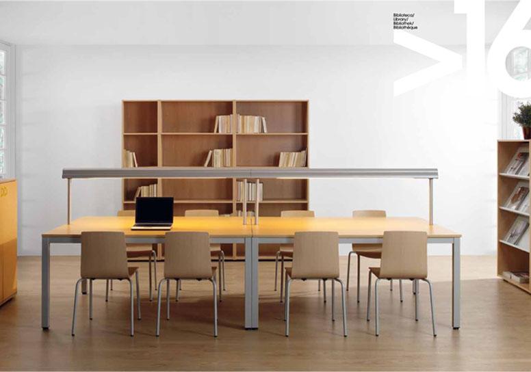 Mobiliario para Centros Educativos