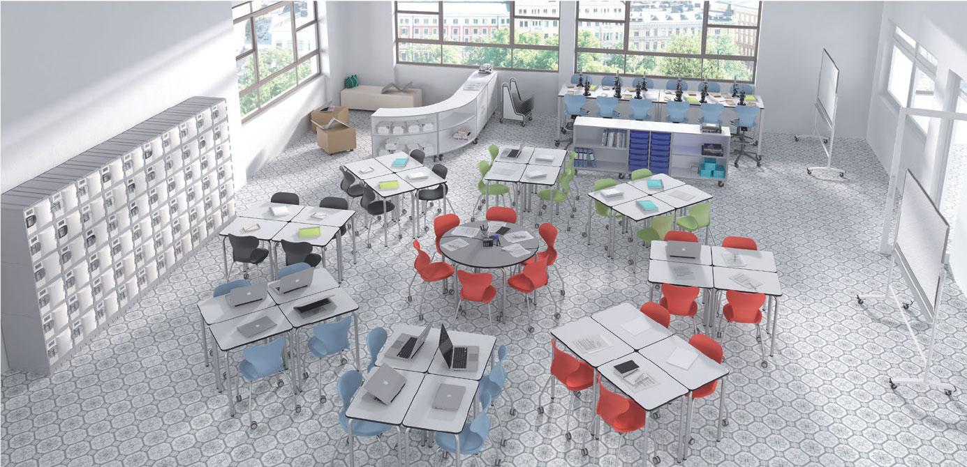 Mobiliario Escolar 2017 2018 Grumar Trading # Muebles Educativos