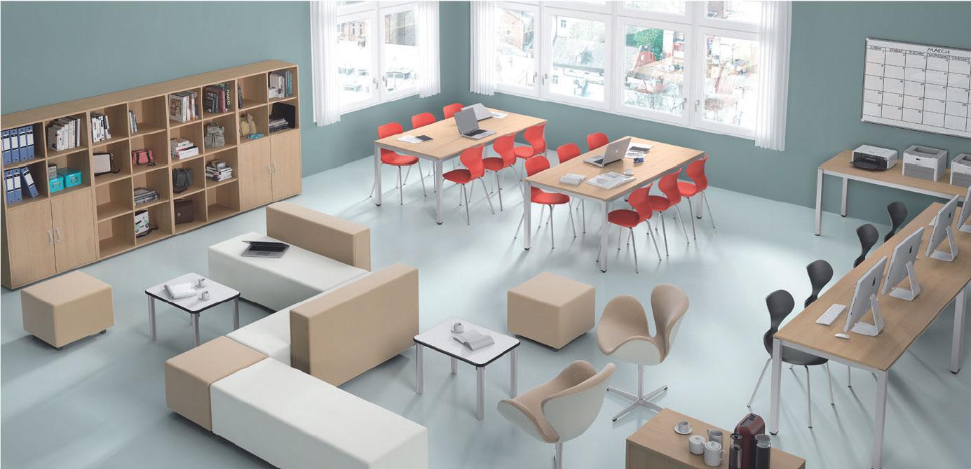 Mobiliario Centros Educativos Grumar Trading # Muebles Educativos