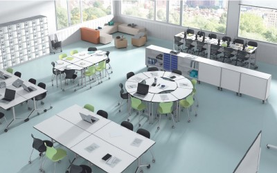 Mobiliario Centros Educativos 2016