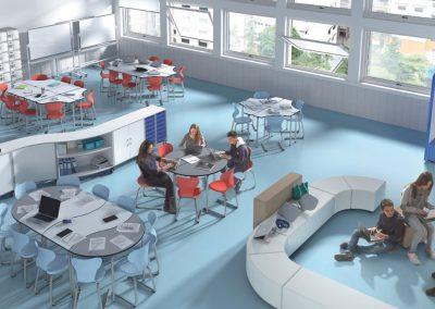Mobiliarios - Centros Educativos - foto1