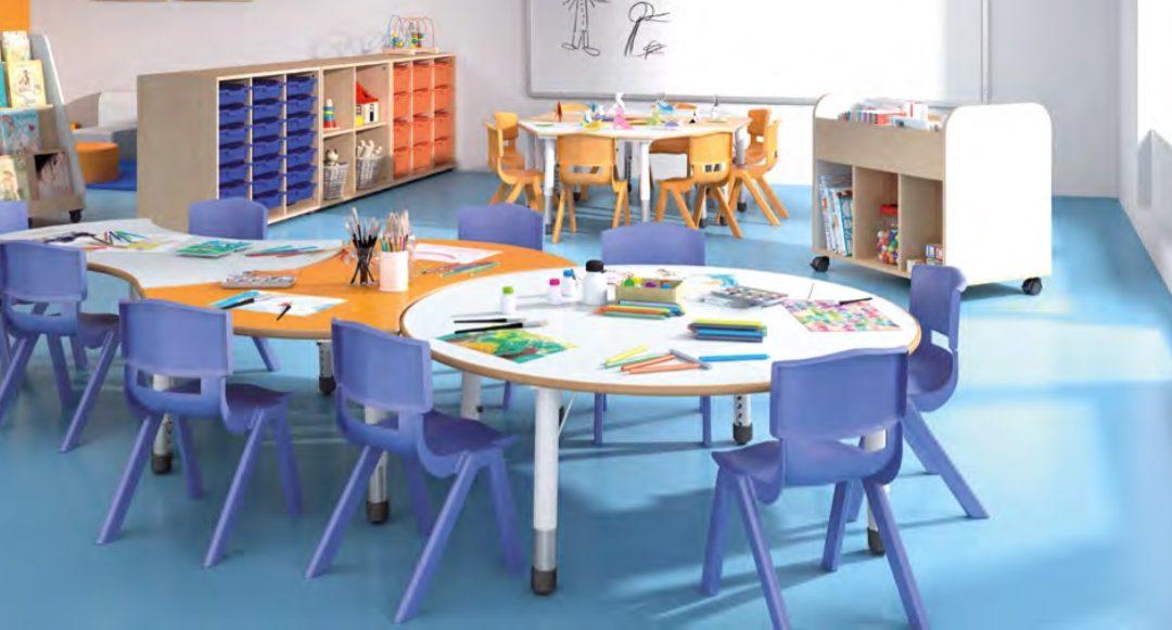 Mobiliario Escolar 2017-2018
