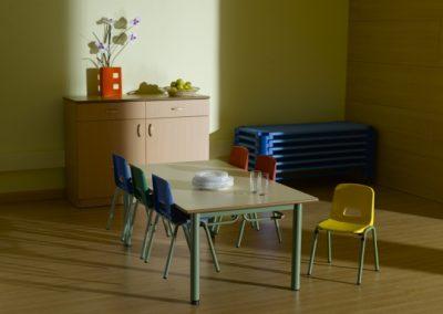 Mesa Comedor Escolar - Ambiente94