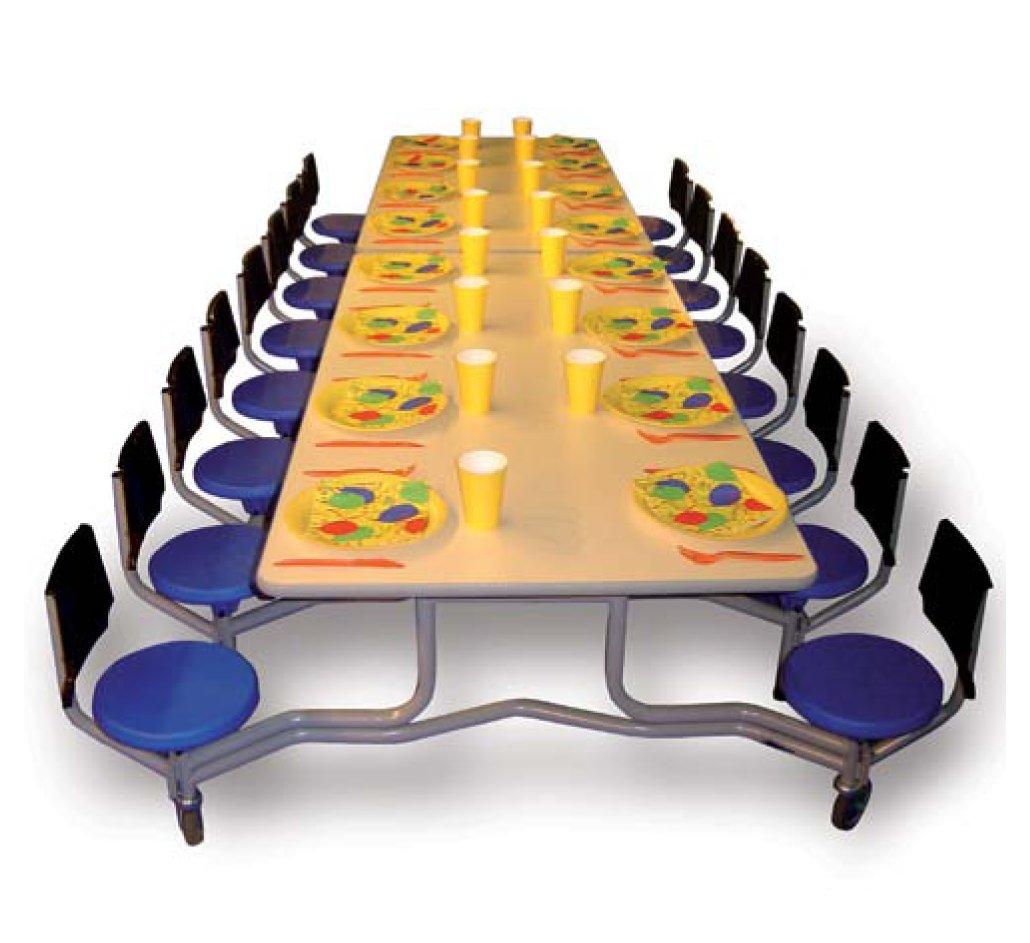 Mobiliario Comedores Escolares - Grumar Trading
